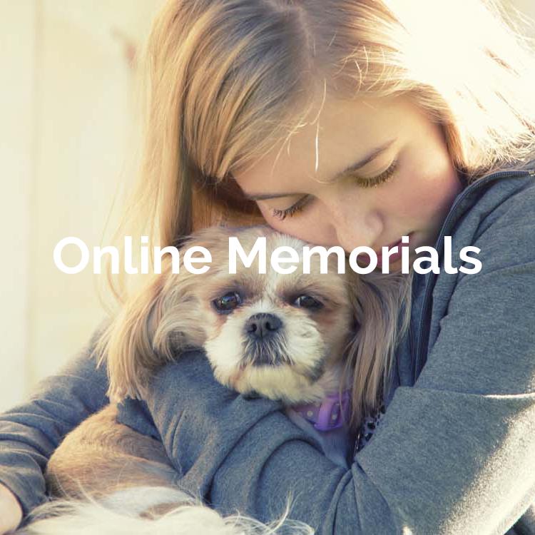 Online Memorials